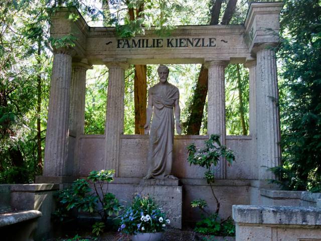 Neues vom Alten Friedhof - Offizielle Vorstellung am 15. Oktober 2021
