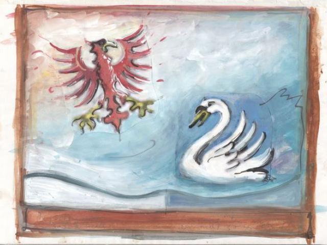 Bis 31. März 2022: Adler und Schwan - geht das? Geschichtswettbewerb zu 50 Jahre Villingen-Schwenningen